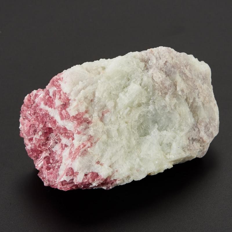 Кристалл в породе турмалин розовый (рубеллит)  S 30х35х60 мм