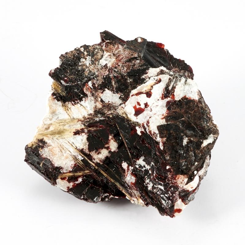 Образец виллиомит, эгирин, содалит  S 25х50х52 мм