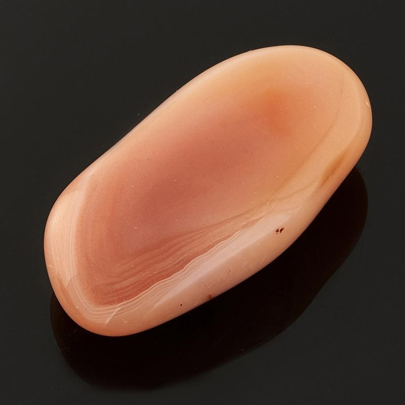 Агат абрикосовый  (3-4 см) 1 шт