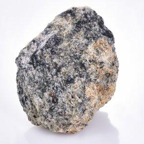 Образец титанит (сфен), пектолит, эгирин, микроклин Россия М 27х65х81 мм