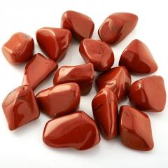 Галтовка яшма красная ЮАР (2,5-3 см) (1 шт)