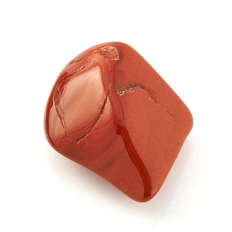Галтовка Яшма красная ЮАР (2,5-3 см) 1 шт