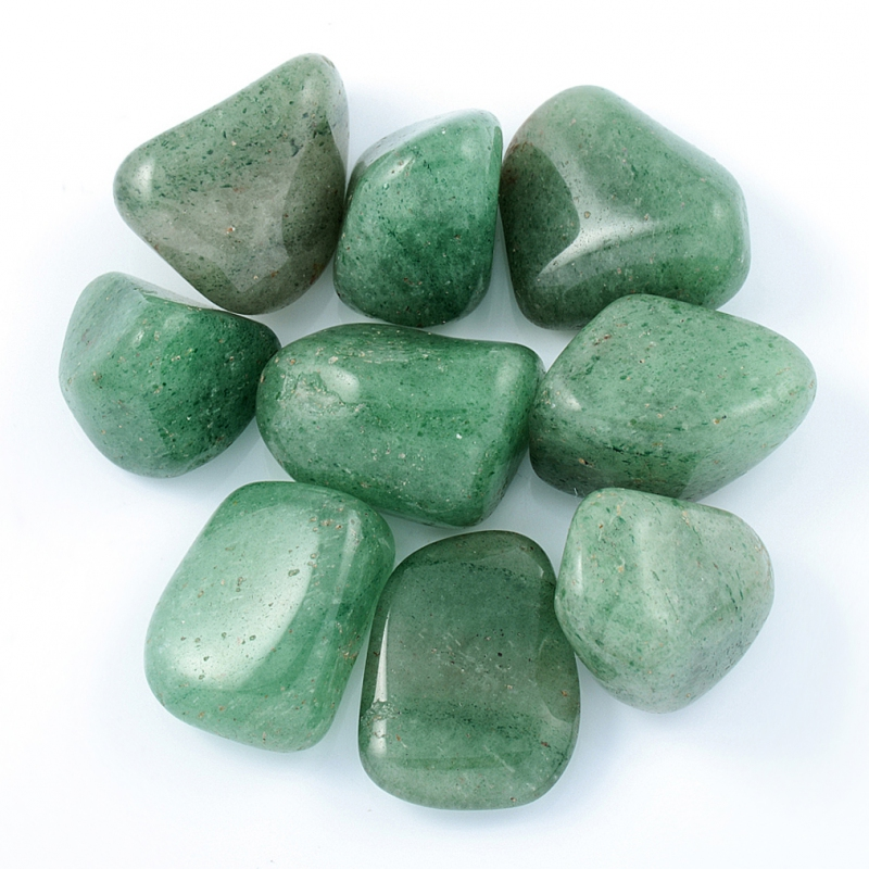 Авантюрин зеленый (2-2,5 см) 1 шт