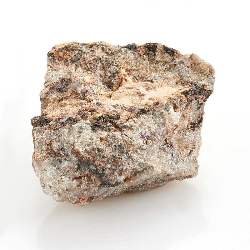 Образец ферсманит, микроклин, эгирин, пектолит  S
