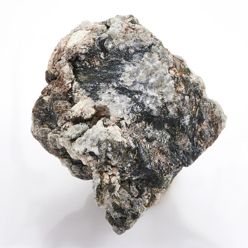 Образец ферсманит, эгирин, микроклин, пектолит  S