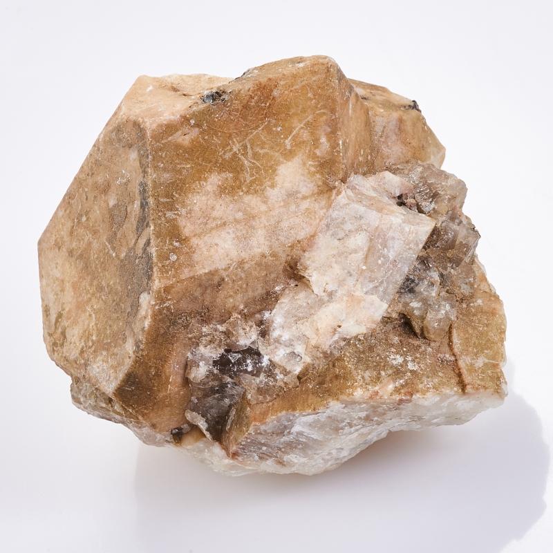 Образец микроклин, кварц, слюда  S 37х46х56 мм
