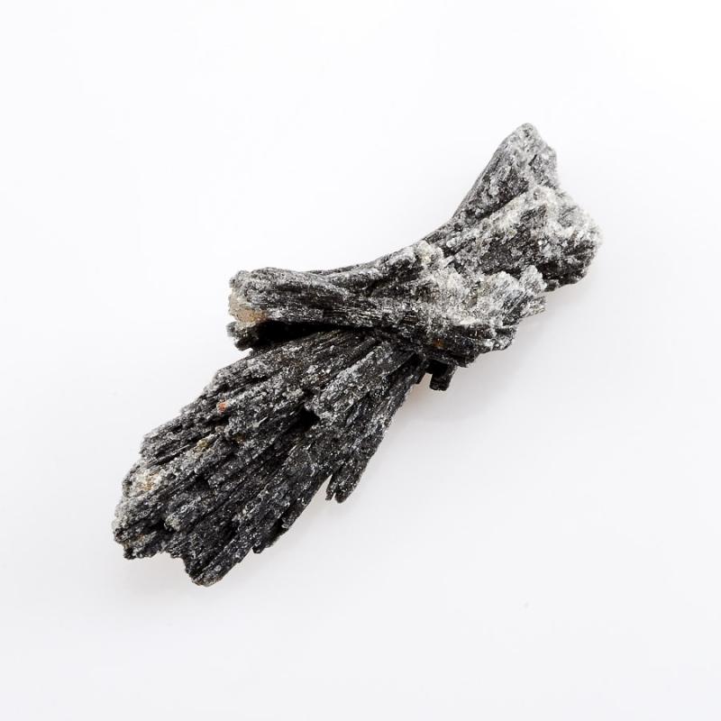 Кристалл (сросток) кианит черный   XS