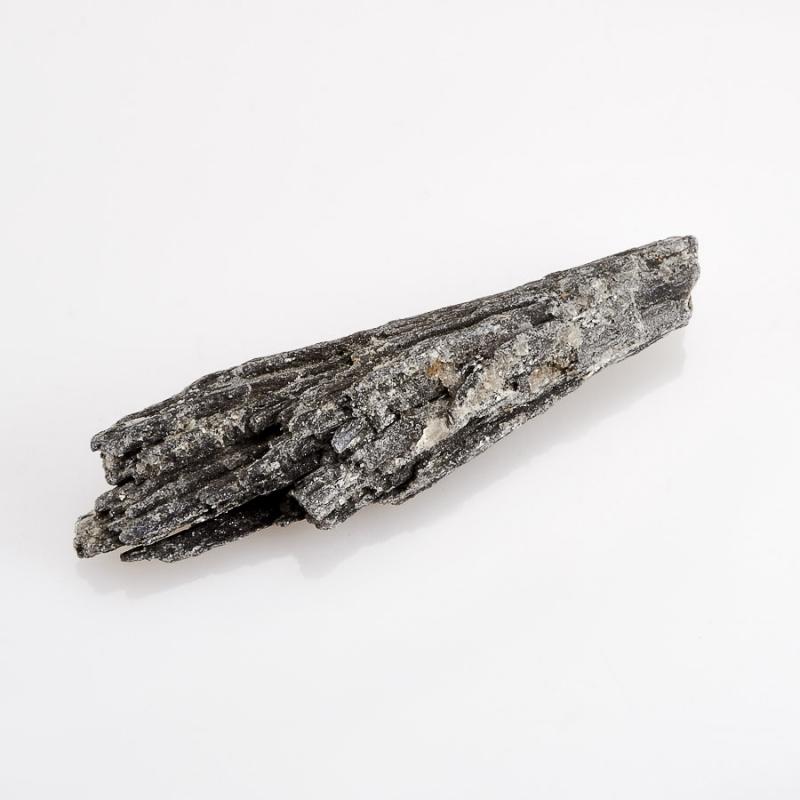 Кристалл (сросток) кианит черный   S