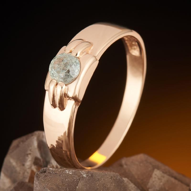 Кольцо александрит  огранка (золото 585 пр.) размер 17,5 от Mineralmarket