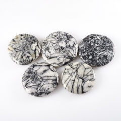 Галтовка пинолит Австрия (3-4 см) 1 шт