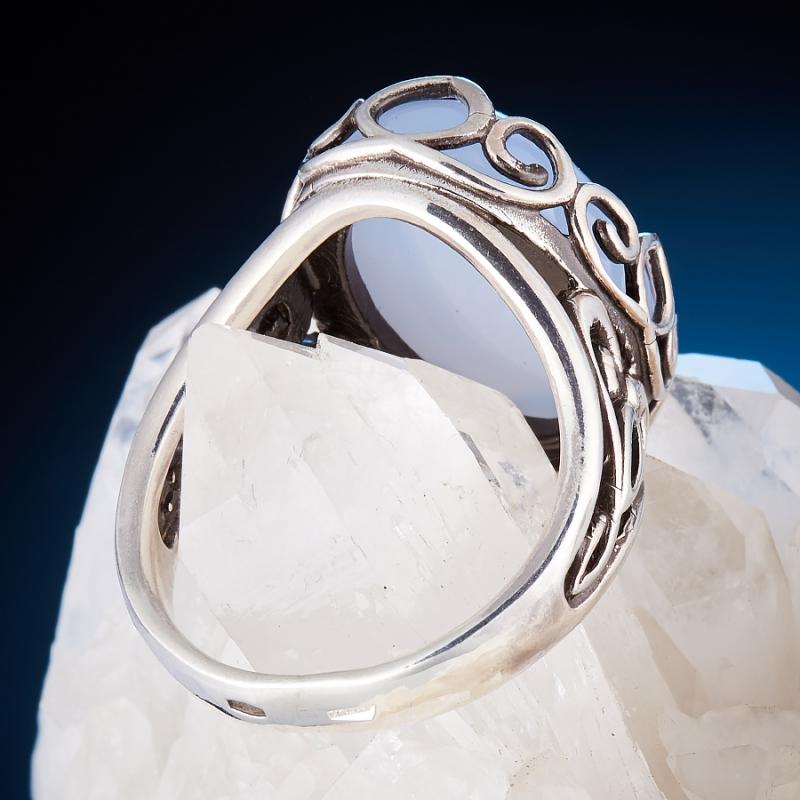 [del] Кольцо агат Намибия (серебро 925 пр.)  размер 17,5