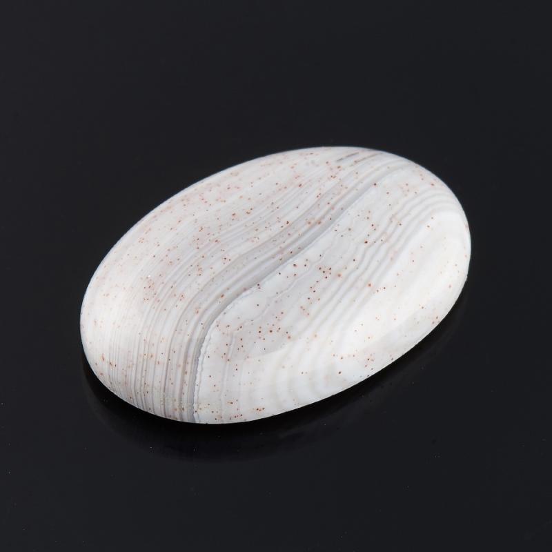 Кабошон агат серый  12*18 мм кабошон фосфосидерит 18 мм