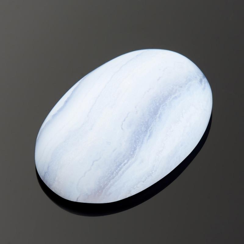 Кабошон агат голубой  12*18 мм кабошон соколиный глаз 18 25 мм